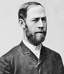 udruženje inženjera Heinrich Rudolf Hertz