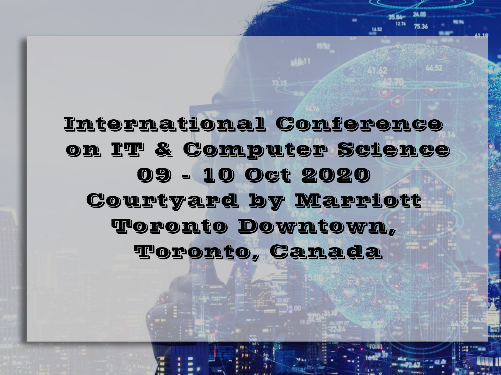 International Conference on IT & Computer Science